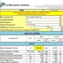 B31.3 calculations